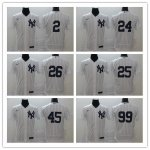 Cheap 2020 New York Yankees New White Player Jersey Stitched Baseball Jerseys