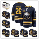 Hockey Buffalo Sabres Stitched Fanatics Branded Breakaway Jersey