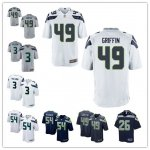 Football Seattle Seahawks Stitched Game Jerseys