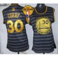 women nba golden state warriors #30 stephen curry black grey the finals patch groove stitched jerseys
