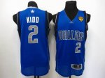 Basketball Jerseys Dallas Mavericks #2 Jason Kidd Swingman lt,bl