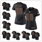 Football Denver Broncos Black Impact Limited Jersey