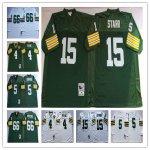 Football Mens Green Bay Packers Mitchell & Ness Retired Player Throwback Jersey