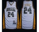 nba indiana pacers #24 george white m&n [revolution 30 swingman