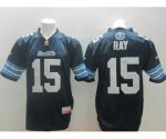 cfl jerseys #15 ray blue
