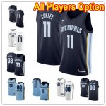 Basketball Memphis Grizzlies All Players Option Swingman Icon Edition Jersey