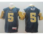 cfl blue bombers #5 willy blue jerseys