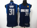 Basketball Jerseys dallas mavericks #31 terry dk,blue[2011 final
