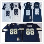 Football Men's Dallas Cowboys #88 IRVIN Mitchell & Ness Retired Player Throwback Jersey
