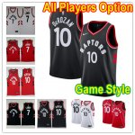 Basketball Toronto Raptors All Players Option Swingman Jersey Game Style