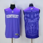 nike kentucky wildcats black blue jerseys