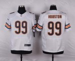 nike chicago bears #99 houston white elite jerseys