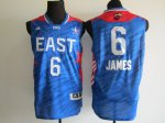 2013 all star miami heat #6 james blue jerseys