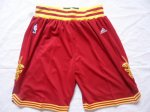 nba cleveland cavaliers red shorts [revolution 30]