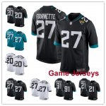Football Jacksonville Jaguars Stitched New 2018 Game Jersey