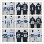 Football Dallas Cowboys Stitched Vapor Untouchable Limited Jersey