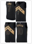Basketball Toronto Raptors All Players Option Swingman City Edition Jersey