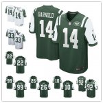 Football New York Jets Stitched Game Jerseys