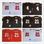 Football Men's Atlanta Falcons Mitchell & Ness Retired Player Throwback Jersey