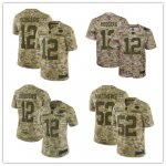 Football Green Bay Packers Stitched Camo Salute to Service Limited Jersey