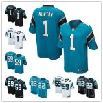 Football Carolina Panthers Stitched Game Jerseys
