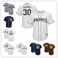 Baseball San Diego Padres Stitched Flex Base Jersey and Cool Base Jersey