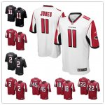 Football Atlanta Falcons Stitched Game Jerseys