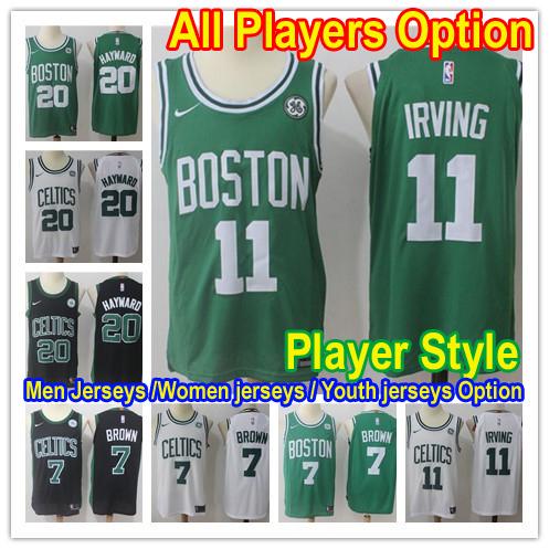Boston Celtics #55 Greg Monroe Icon Green Swingman Jersey